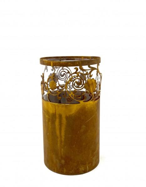 Teelicht Ornament 160 inkl. Glaseinsatz