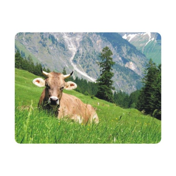 Tischset Kuh Alma